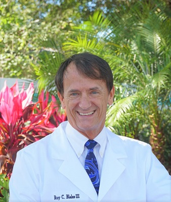 Dr. Roy Blake, dental implants and prosthodontics specialist dentist serving West Palm Beach FL and Jupiter FL